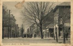 Amneville - Rue Clemenceau - Amnéville