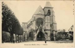 Cires-les-Mello - L' Eglis - Cires-lès-Mello