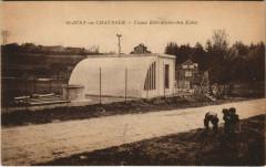 Saint-Just-en-Chaussee - Usine Elevatoire des Eaux - Saint-Just-en-Chaussée