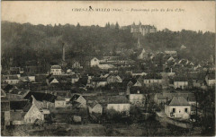 Cires-les-Mello - Panorama Pris Du Jeu D'Arc - Cires-lès-Mello