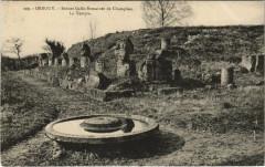 Orrouy Ruines Gallo Romaines de Champlieu Le Temple - Orrouy