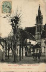 Crepy-en-Valois Eglise Saint-Denis - Crépy-en-Valois