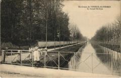 Env. de Vineuil-Saint-Firmin Le Canal Saint-Jean - Vineuil-Saint-Firmin