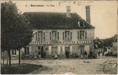 Boursonne - La Place - Boursonne