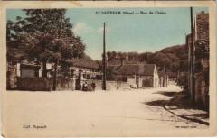 Saint-Sauveur - Rue du Chene - Saint-Sauveur