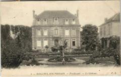 Bailleul-sur-Therain - Froidmont - Le Chateau - Bailleul-sur-Thérain