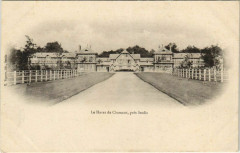 Le Haras de Chamant pres Senlis - Chamant