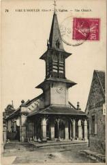 Vieux-Moulin - L'Eglise - The Church - Vieux-Moulin