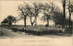 Villeneuve-sur-Verberie - Calvaire des Pointes - Villeneuve-sur-Verberie