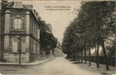Saint-Just-en-Chaussee Le Boulevard Valentin-Hauy - Saint-Just-en-Chaussée