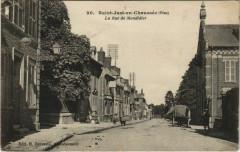 Saint-Just-en-Chaussee La Rue de Mondider - Saint-Just-en-Chaussée