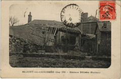 Saint-Just-en-Chaussee - Maison Villeite - Saint-Just-en-Chaussée