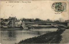 Choisy-au-Bac - Pont sur l'Aisne - Choisy-au-Bac