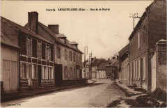 Ansauvillers - Rue de la Mairle - Ansauvillers