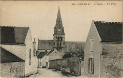 Chamant L'Eglise Nd Phot - Chamant