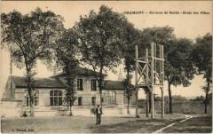 Chamant - Environ de Senlis - Ecole des Filles - Chamant