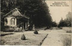 Env. d'lvors Boursonne Parc du Chateau - Le Chalet - Boursonne