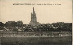 Bethisy-Saint-Pierre - Vue prise du Chateau de la Douye - Béthisy-Saint-Pierre