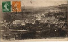 Bethisy-Saint-Pierre Vue panoramiqe vers Saintines - Béthisy-Saint-Pierre