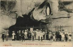 N.-D de Brasseuse - La Grotte de Lourdes - Brasseuse