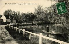 Vieux-Moulin Etang du Vivier Freres Robert France - Vieux-Moulin