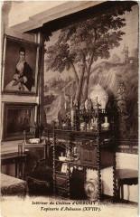 Interieur du Chateau d'Orrouy France - Orrouy