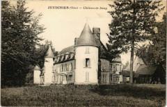 Juvignies - Chateau de Douy - Juvignies