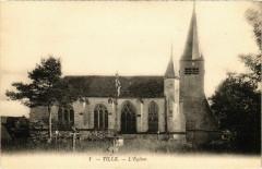 Tille - L'Eglise - Tillé