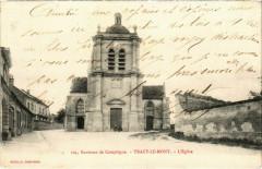 Tracy-le-Mont - L'Eglise - Environs de Compiegne - Tracy-le-Mont