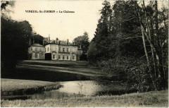 Vineuil-Saint-Firmin - Le Chateau - Vineuil-Saint-Firmin