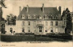 Boursonne - Le Chateau - Boursonne