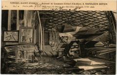 Vineuil-Saint-Firmin - Souvenir du Liutenant-Colonel d'Artillerie - Vineuil-Saint-Firmin
