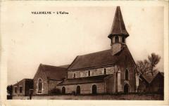 Villeselve - L'Eglise - Villeselve