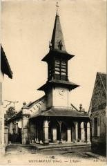 Vieux-Moulin - L'Eglise - Vieux-Moulin