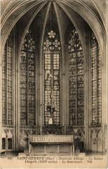Saint-Germer-de-Fly - Ancienne Abbaye - La Sainte Chapelle - Saint-Germer-de-Fly