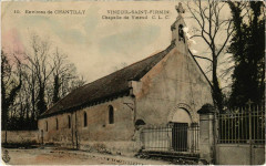 Vineuil-Saint-Firmin - Chapelle de Vineuil - Env. De Chantilly - Vineuil-Saint-Firmin