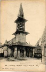 Vieux-Moulin - L'Eglise - Environs de Compiegne - Vieux-Moulin