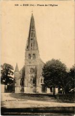 Eve - Place de l'Eglise - Ève