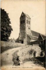 Orrouy - L'Eglise - Orrouy