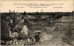 Dompierre - Panorama des Ruines - 1914-1916 - Dompierre