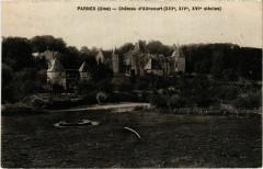 Oparnes - Chateau d'Alincourt - Parnes