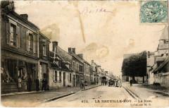 La Neuville-Roy - La Rue - La Neuville-Roy