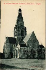 Saint Crepin Ibouvillers- Eglise France - Saint-Crépin-Ibouvillers