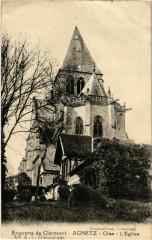 Agnetz- Eglise France - Agnetz