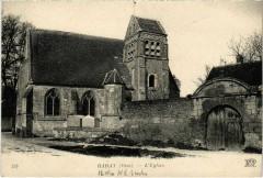 Raray- Eglise France - Raray