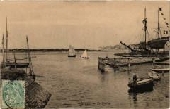 Dives - Le Port - Dives