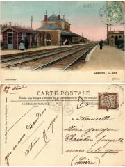 Laverriere La Gare - Laverrière