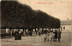 Guiscard Oise-La Place - Guiscard