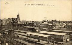 Saint-Just-en-Chaussee Panorama - Saint-Just-en-Chaussée