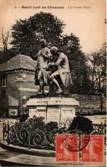 Saint-Just-en-Chaussee Les Freres Hauy - Saint-Just-en-Chaussée